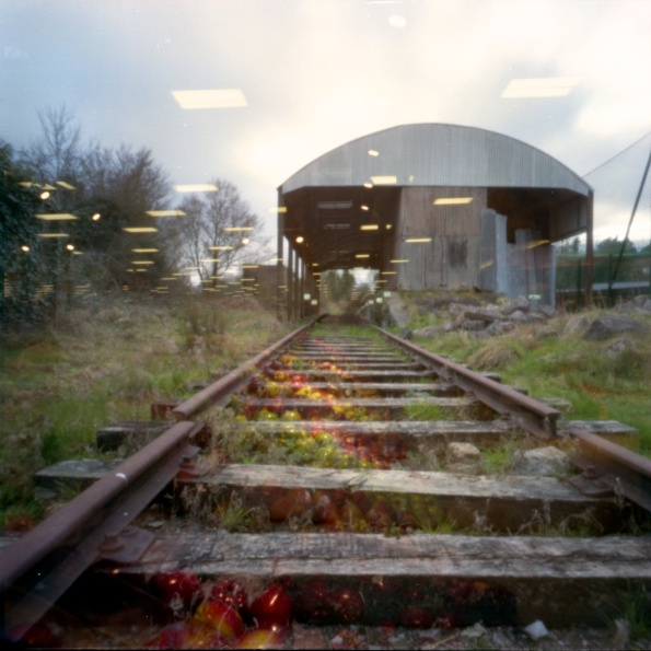 Apple Tracks - Pinhole Swap
