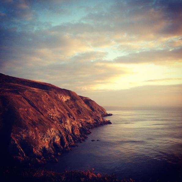 241/365/2014 - Cliffs at Sunrise