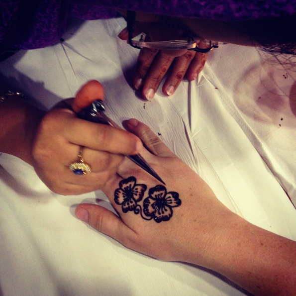 263/365/2014 - Henna