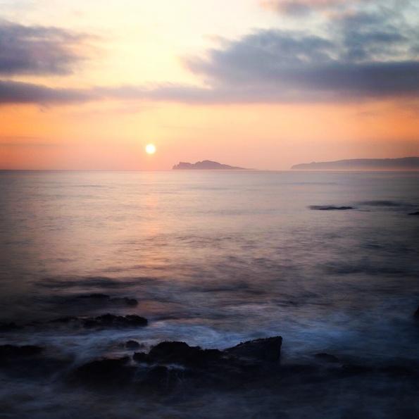 302/365/2014 - Sunrise Portmarnock Strand